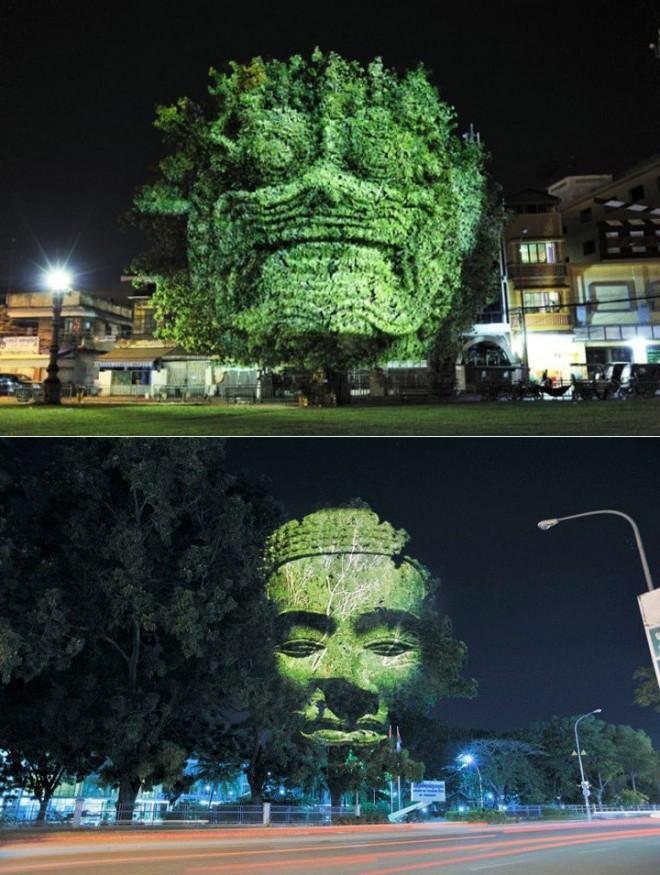 creative tree art