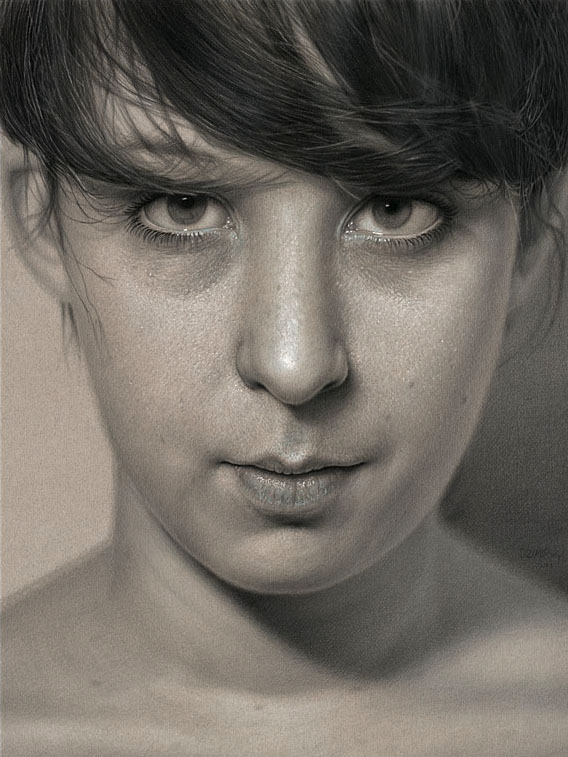beautiful pencil drawing 15
