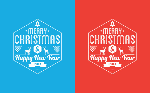 christmas typography (20)