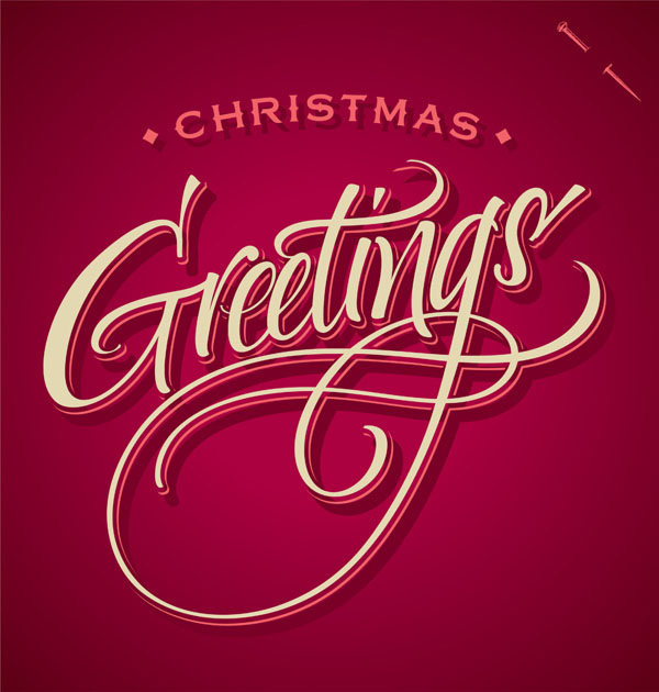 christmas typography (27)