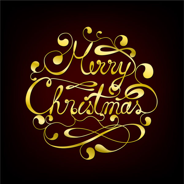 christmas typography (4)
