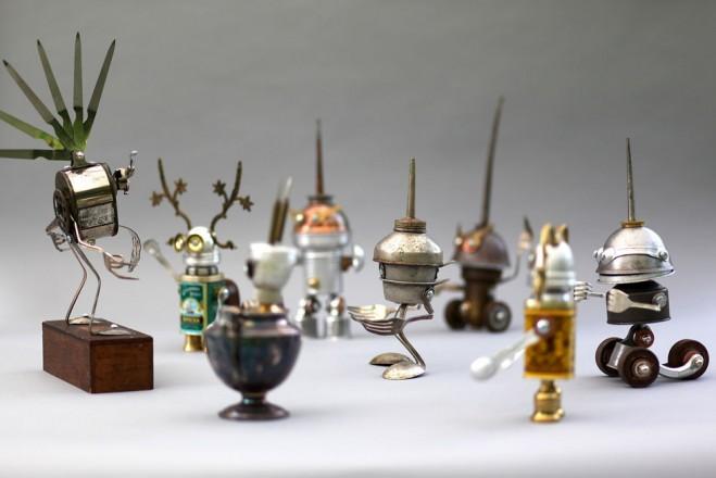 scrap material sculptures (22)