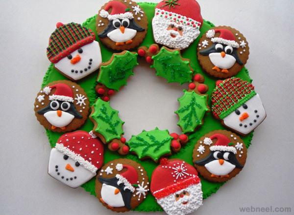 Christmas Cookie Decorating Ideas.Christmas Cookie Decorating Ideas 10