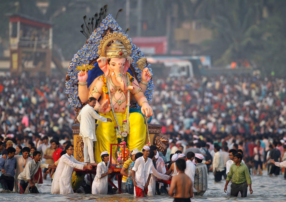 incredible india ganesh chathurthi