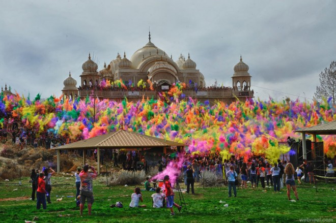 incredible india holi festival  IMAGES, GIF, ANIMATED GIF, WALLPAPER, STICKER FOR WHATSAPP & FACEBOOK