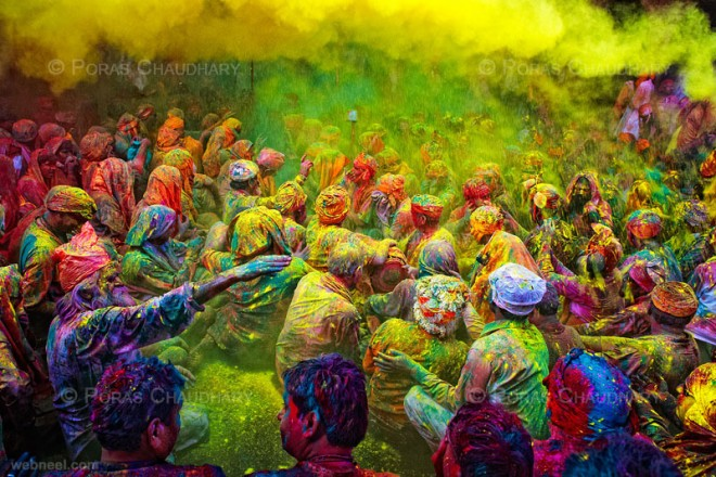 incredible india holi