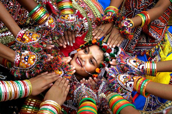 indian pictures colorful