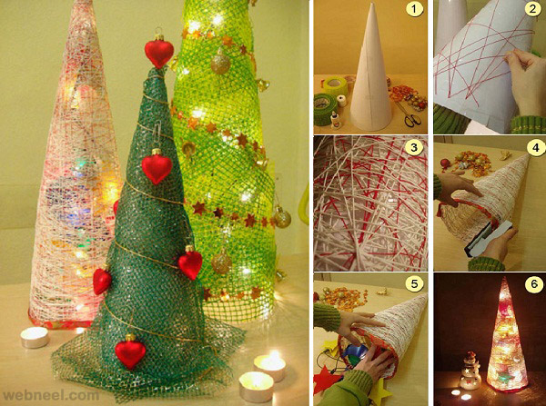 christmas tree diy