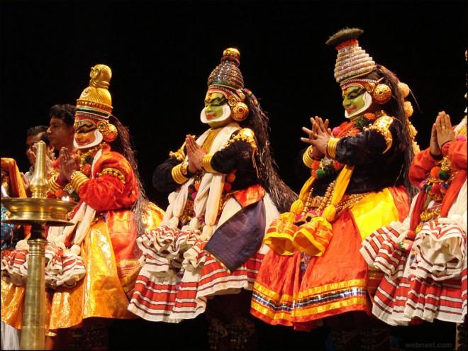 krishnanattam india