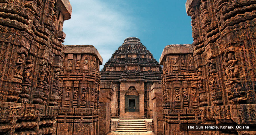odisha temple incredible india