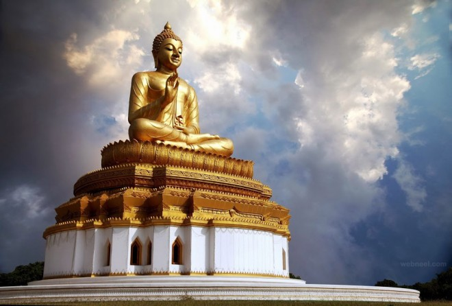 buddha incredible india  IMAGES, GIF, ANIMATED GIF, WALLPAPER, STICKER FOR WHATSAPP & FACEBOOK