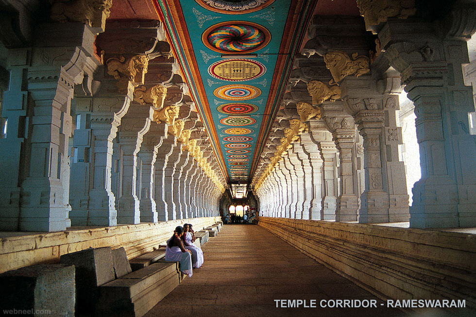 rameswaram temple incredible india