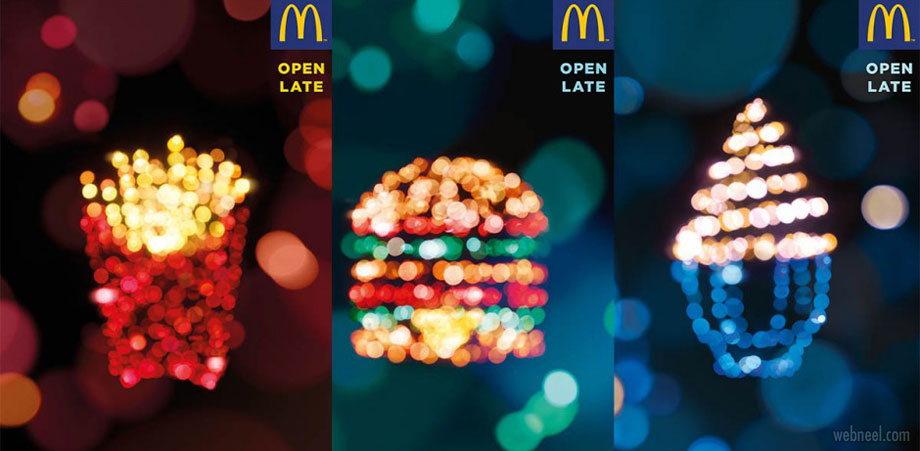 christmas print ads mcdonald