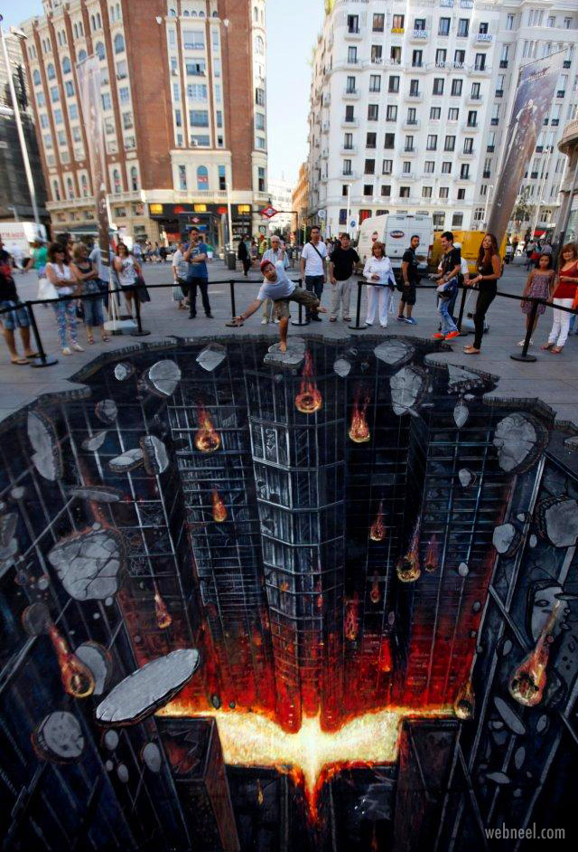 3d street art realistic