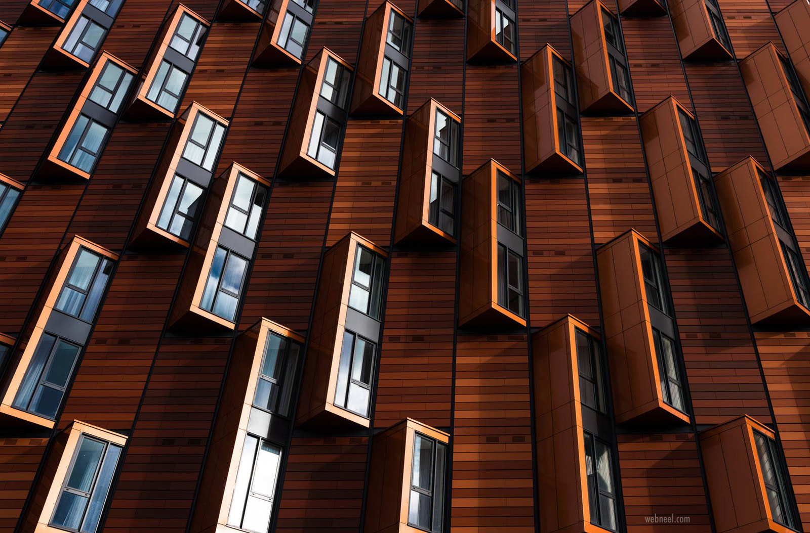 abstract photography architecture by snapwire