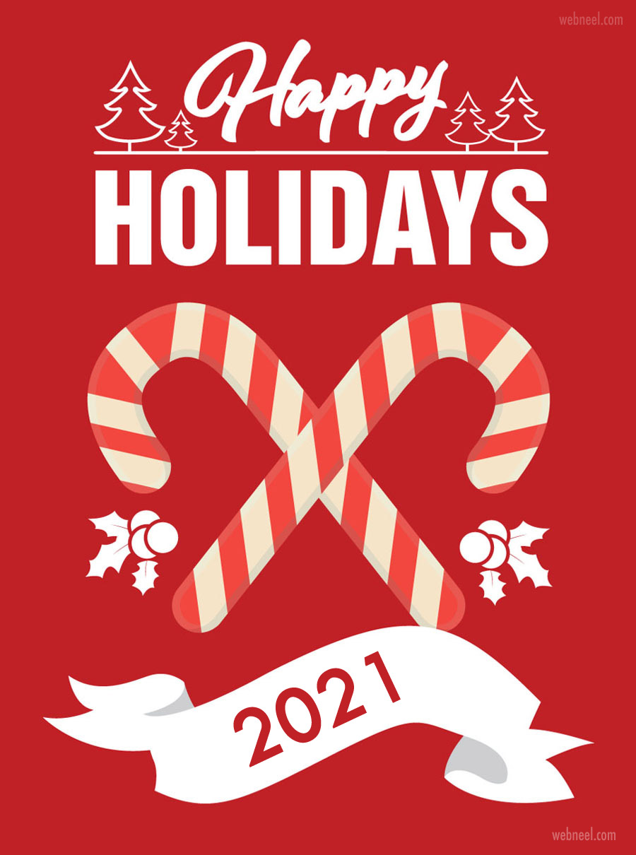 happy holidays 2021