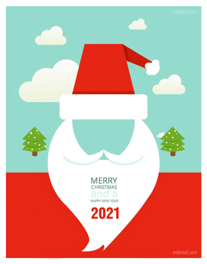 christmas greetings santa 2021