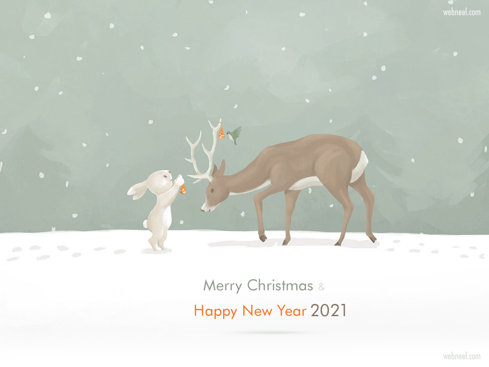 christmas greetings 2021