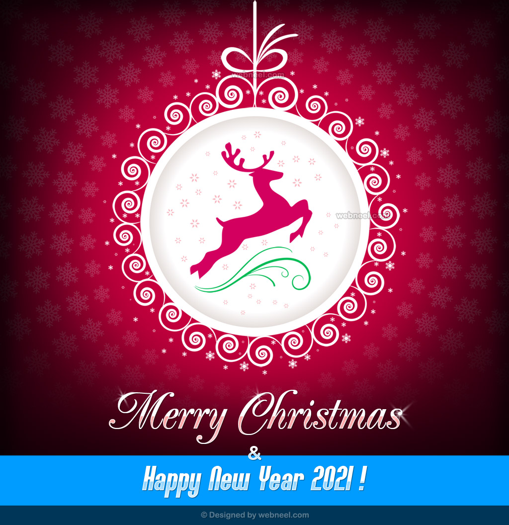 christmas greeting card designs 2020