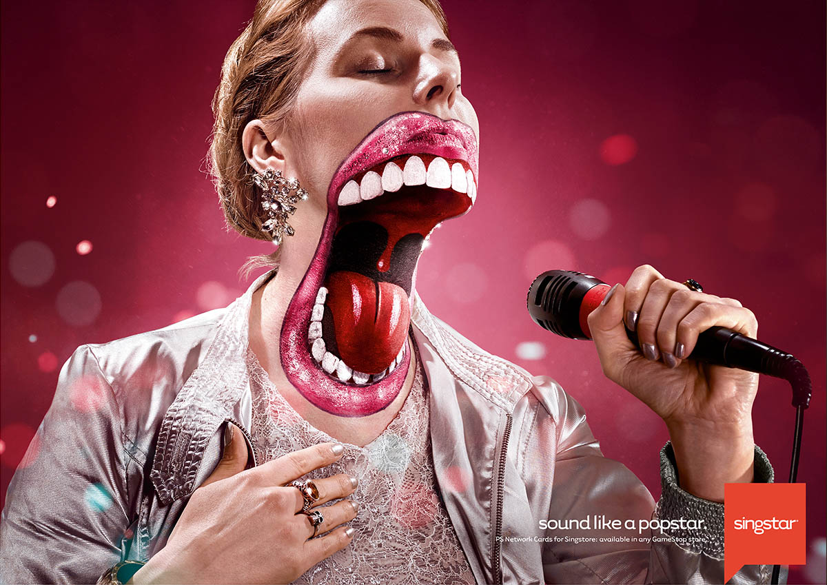 funny ad popstarsinger by sue boese