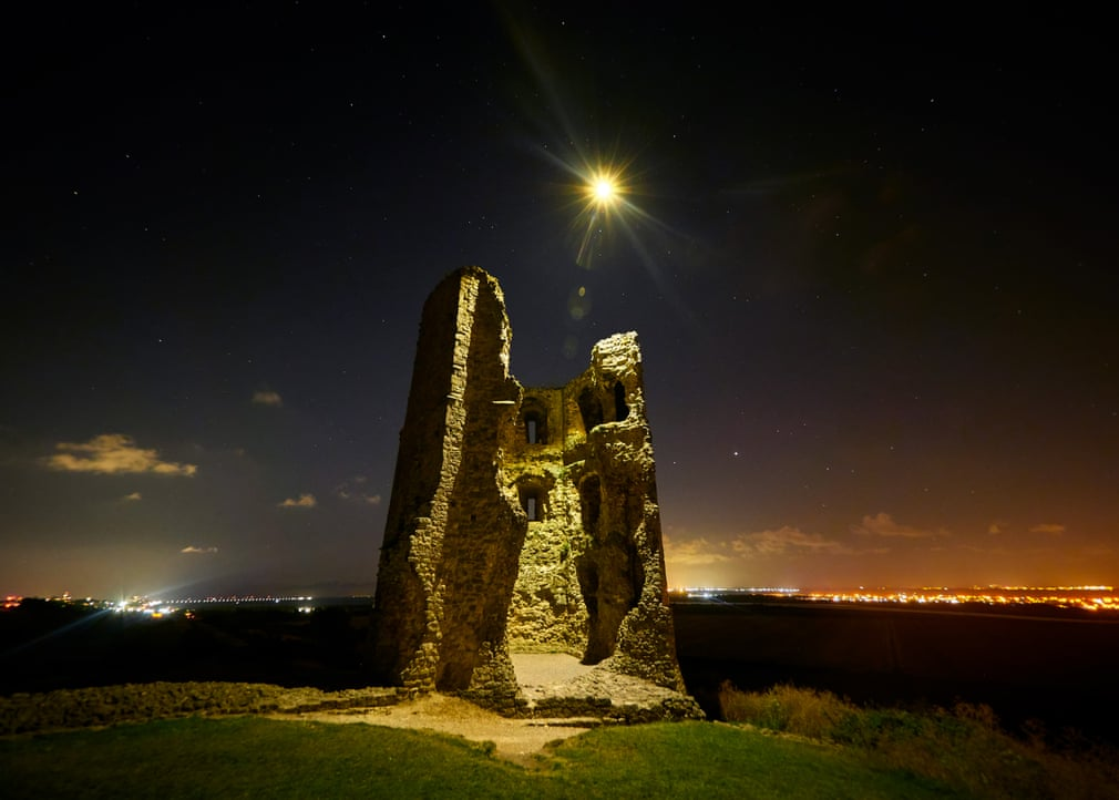 historic photographer awards hadleigh castle by diana buzoianu