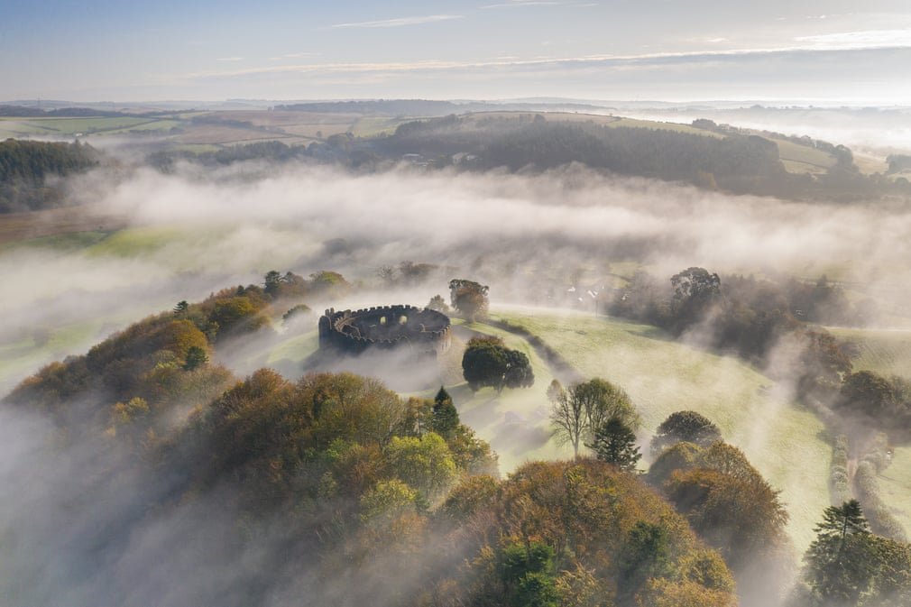 historic photographer awards restromel castle by adam burton