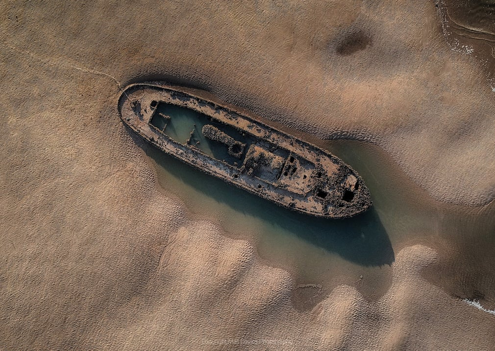 historic photographer awards ss denham vessel by mali davies