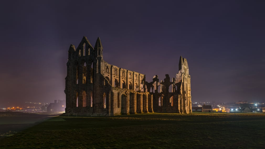 historic photographer awards whitby abbey by james smith