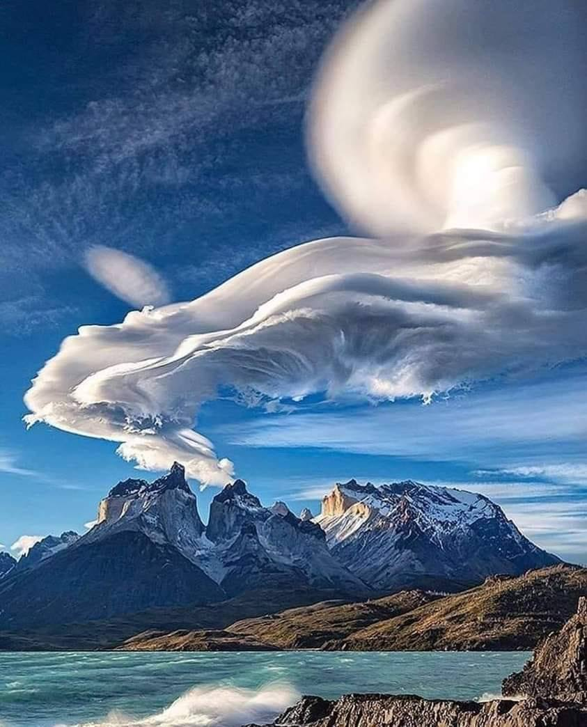 nature photography beautiful clouds antartica by michael fung