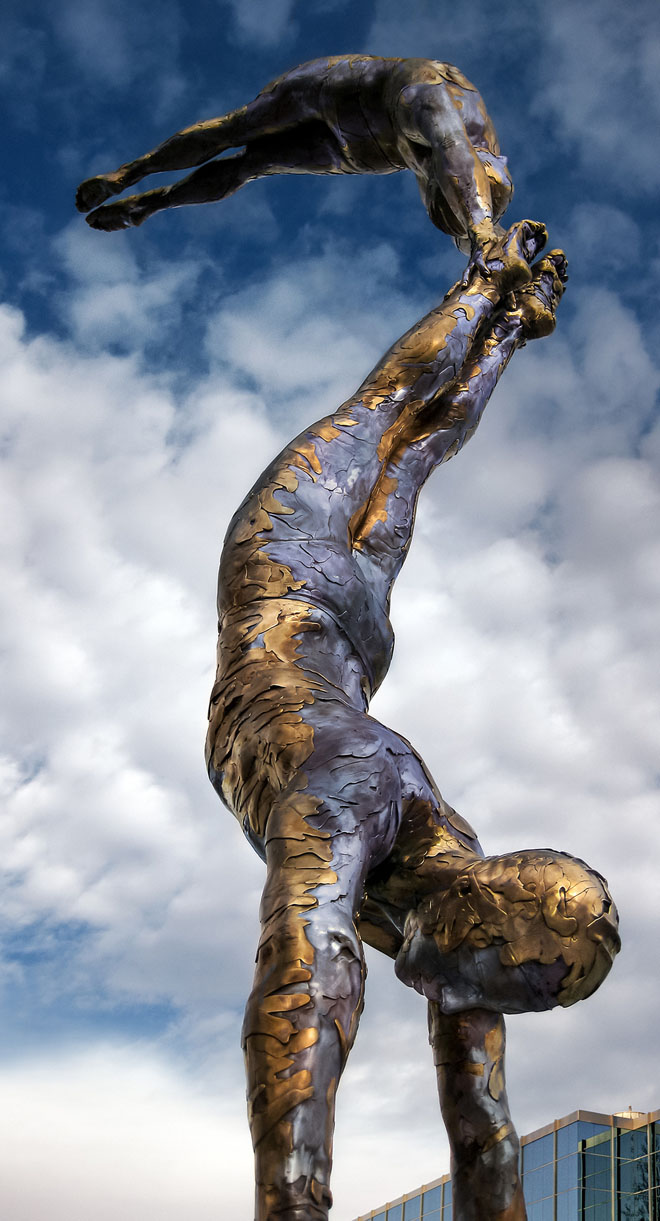 realistic sculptures