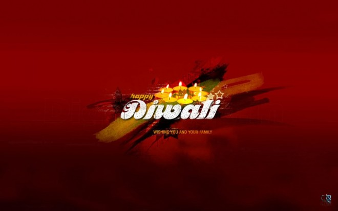 beautiful best diwali greeting card design 11