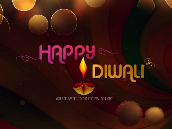 beautiful best diwali greeting card design 2