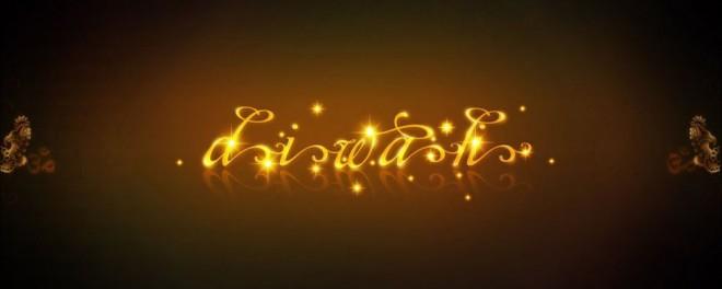 beautiful best diwali greeting card design 9