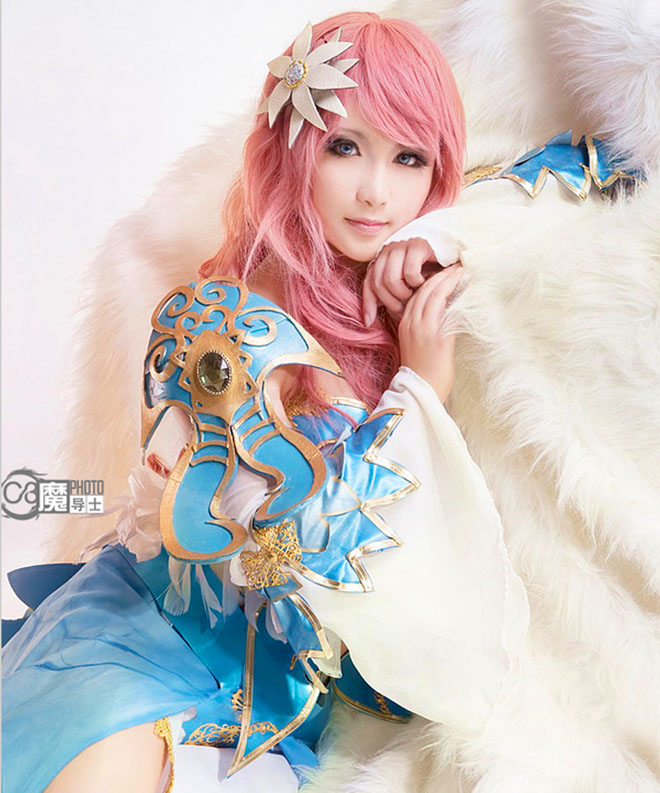 beautiful cosplay photography costume play 18
