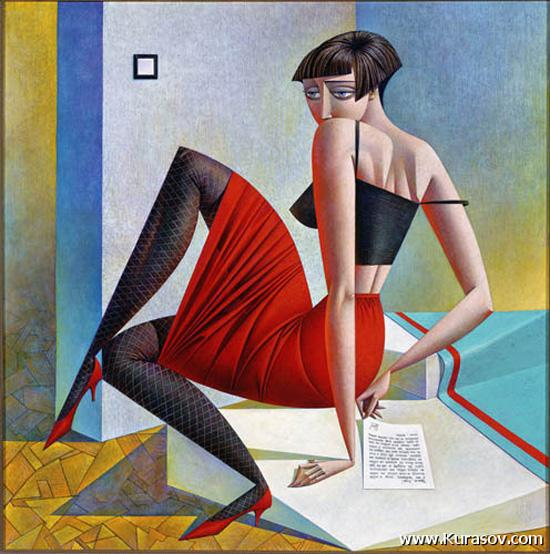 beautiful painting georgy kurasov 2