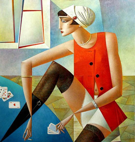 beautiful painting georgy kurasov 7