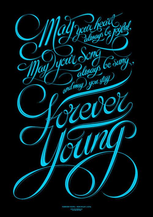 beautiful typography design 7