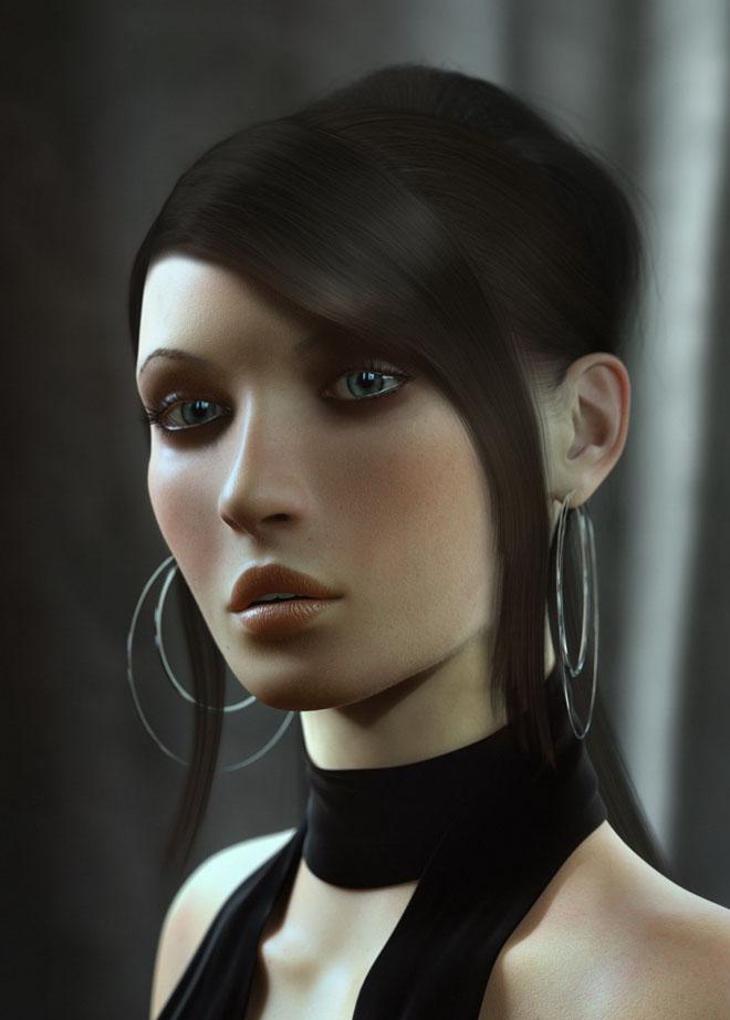 best 3d models character 15