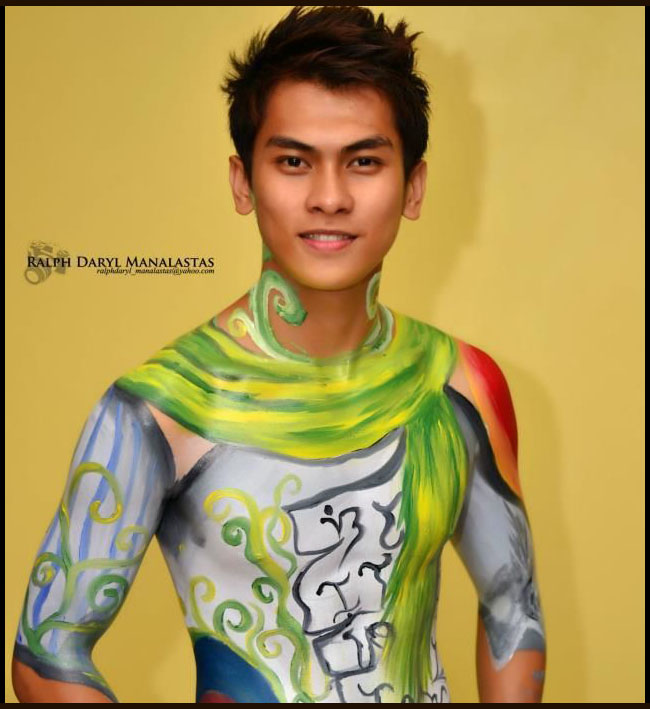 best body painting 11
