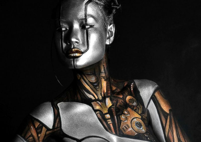 Best Body Painting 24 Full Image