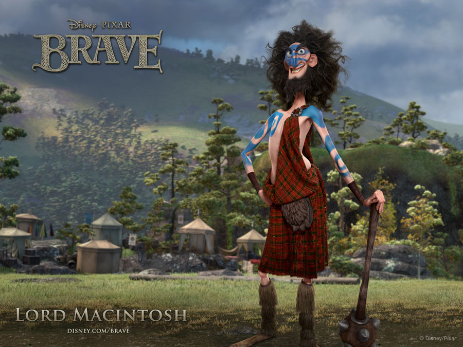 brave animation movie