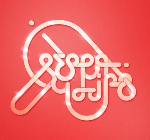 creative typography design 24