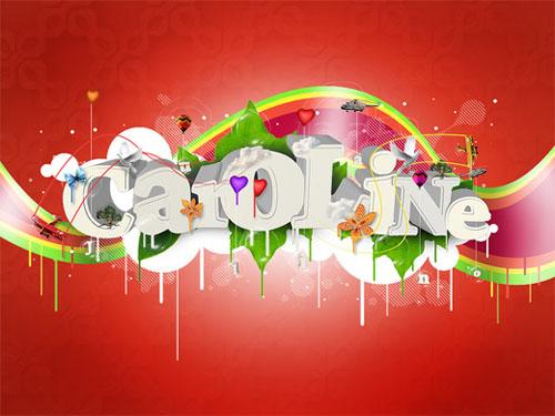 creative typography illustration design (16)