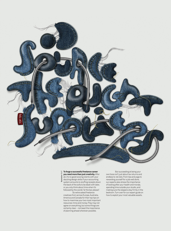 creative typography illustration design (7)