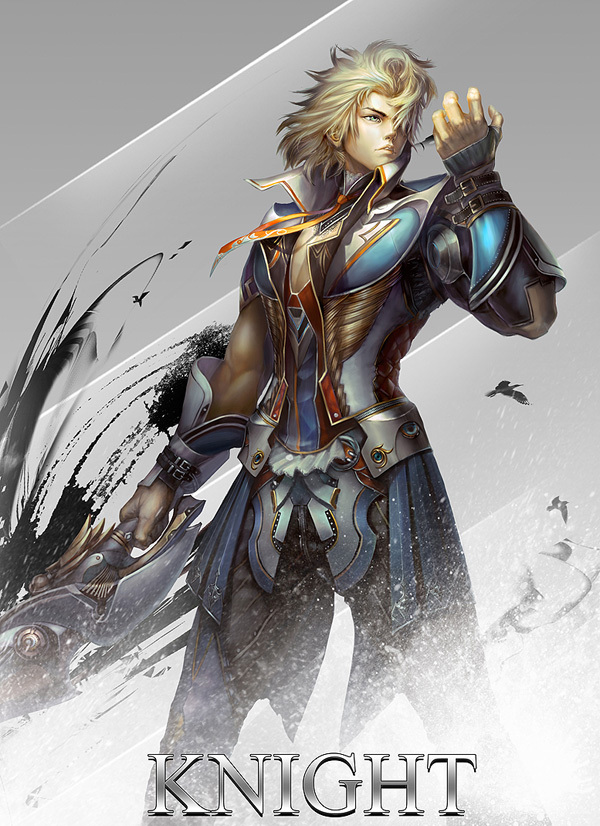 game character design fantasy art hong yu 20