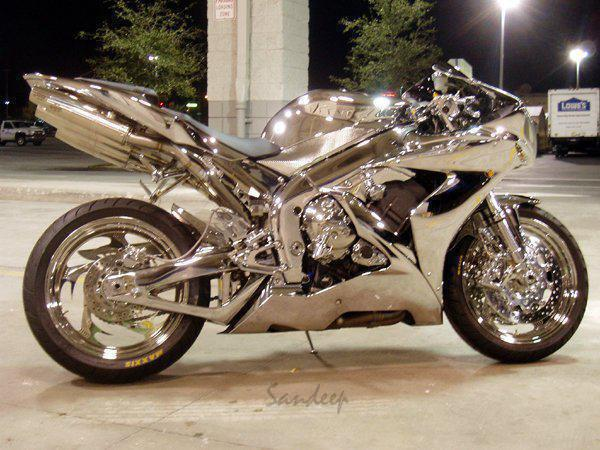 gorgeous bike