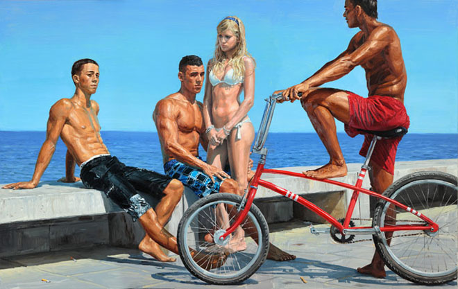 michele del campo painting 13