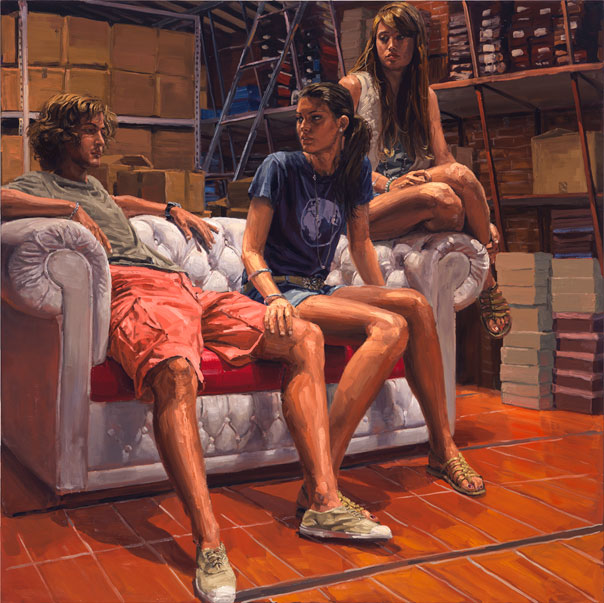 michele del campo painting 16