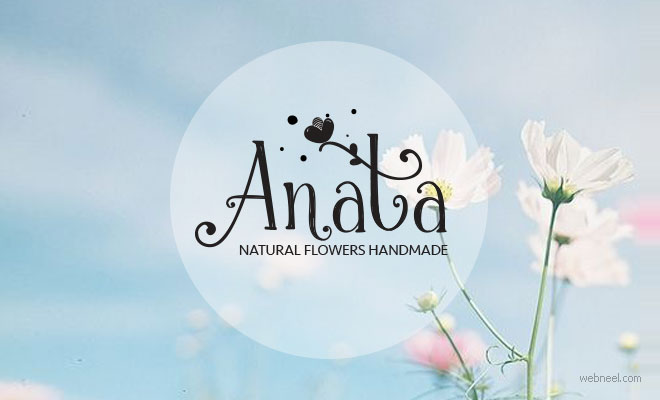 flower logo design by zaramagumyan