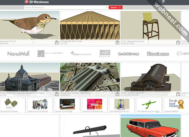 30 Best Free 3D Model Websites around the web- Free 3D
